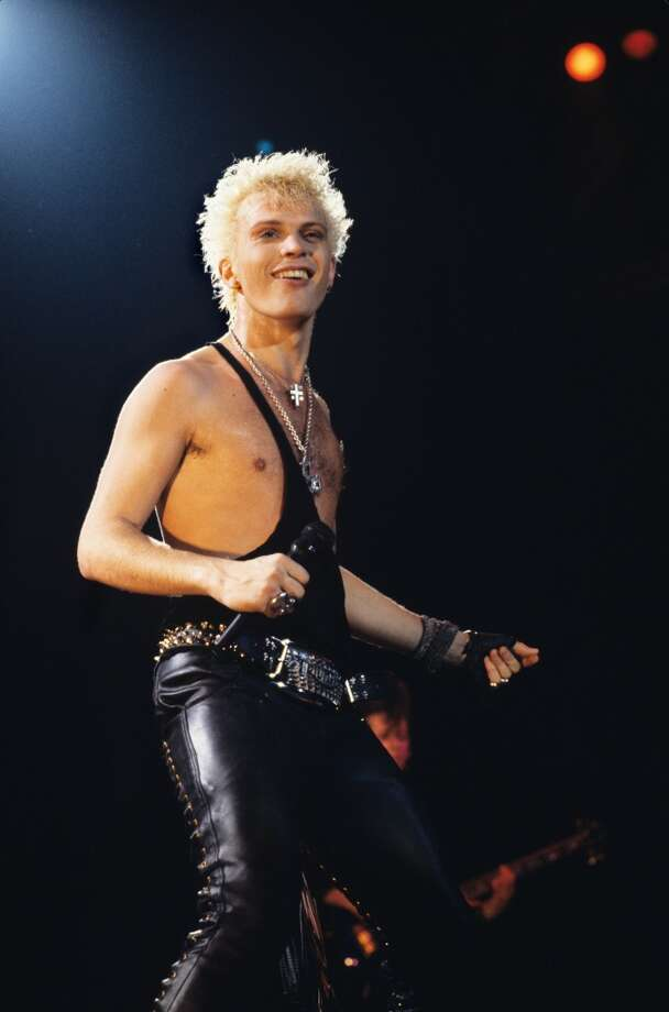 Billy Idol, with the Cult as the opening act, July 16, 1986 at the Summit. I can't remember what tickets cost, but you had to buy them at Foleys back then.