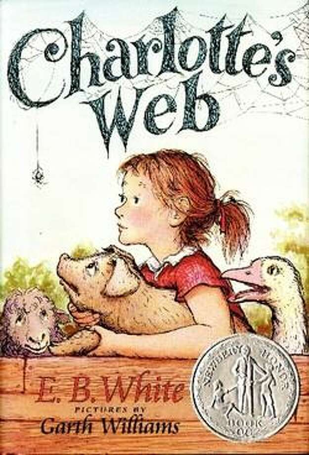 1) Charlotte's Web by E.B. White