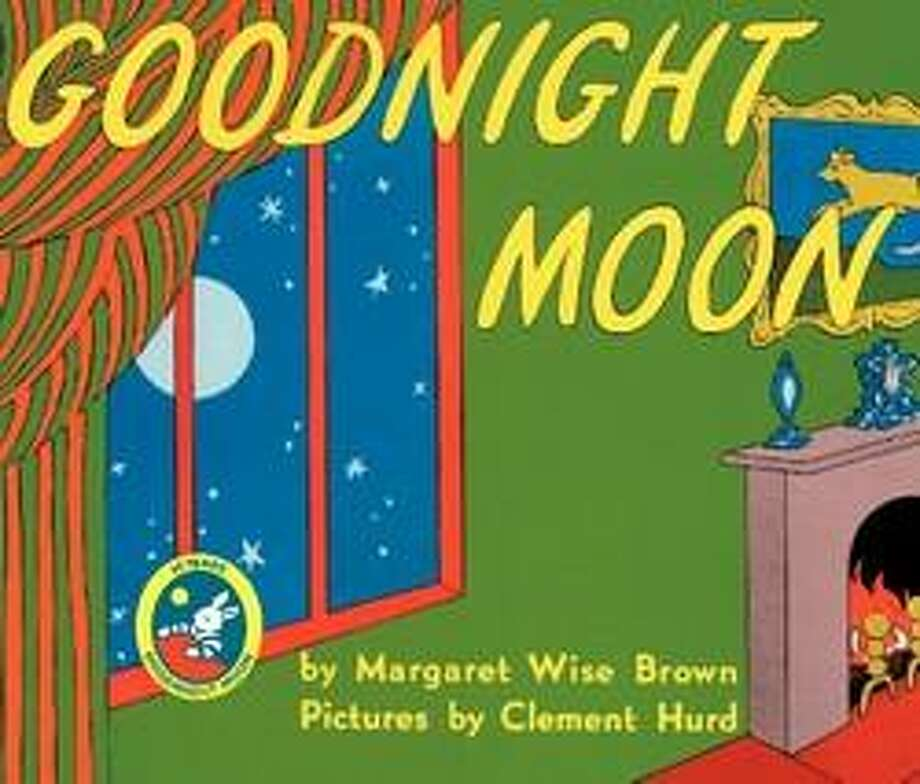 2) Goodnight Moon by Margaret Wise Brown with illustrations by Clement Hurd