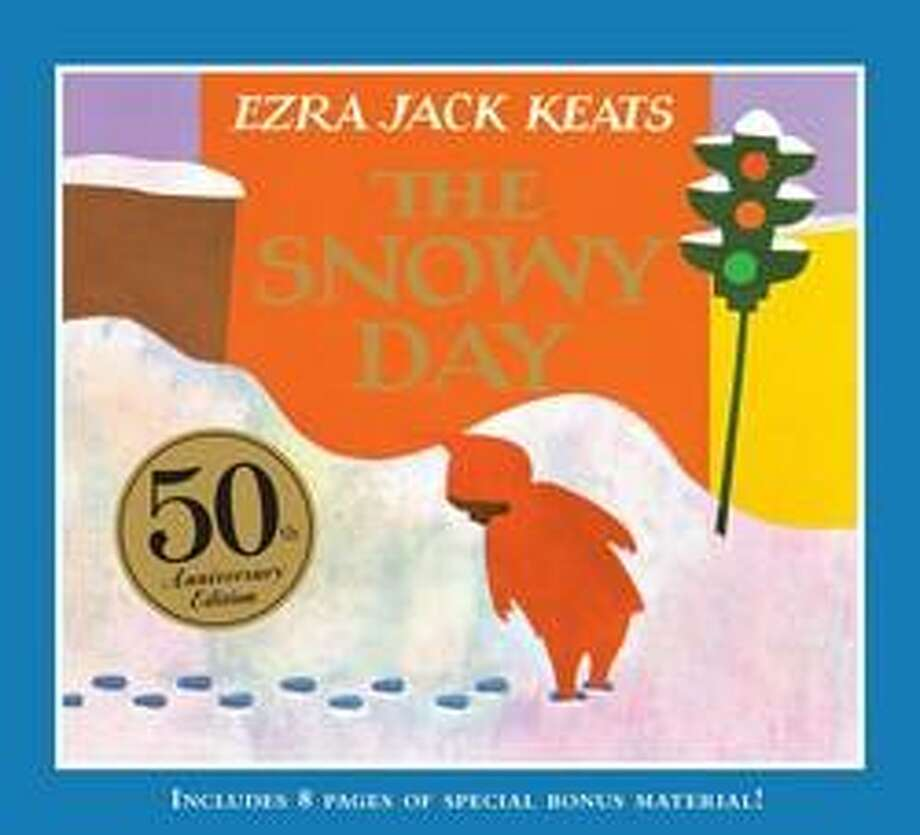 4) The Snow Day by Ezra Jack Keats