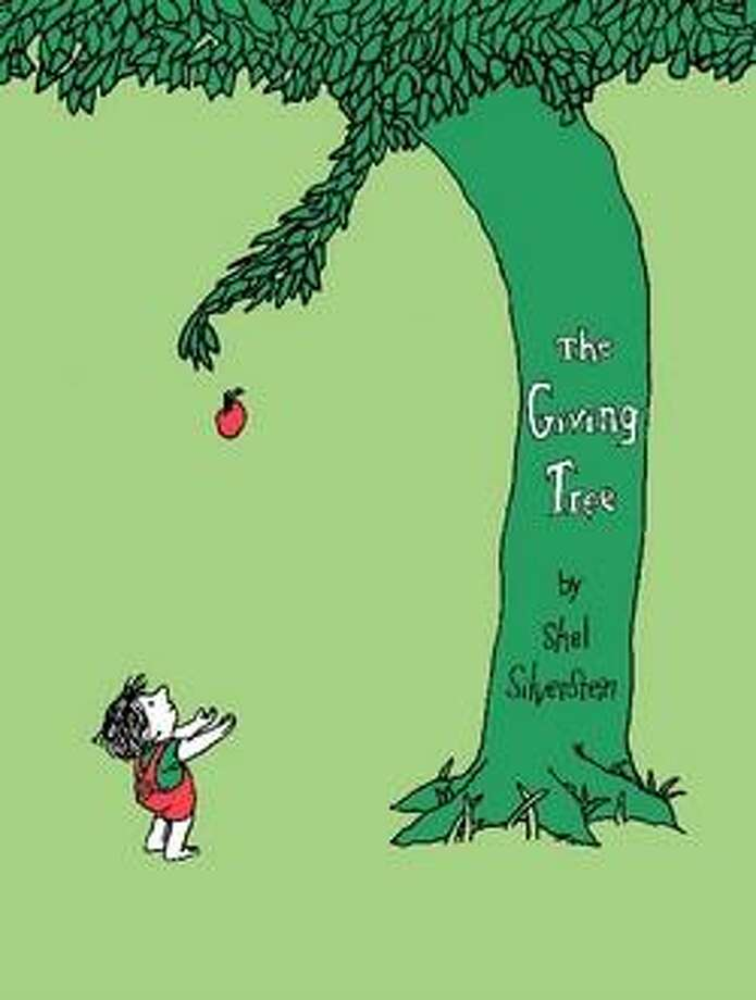 9) The Giving Tree by Shel Silverstein