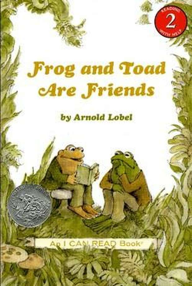 10) Frog and Toad by Arnold Lobel