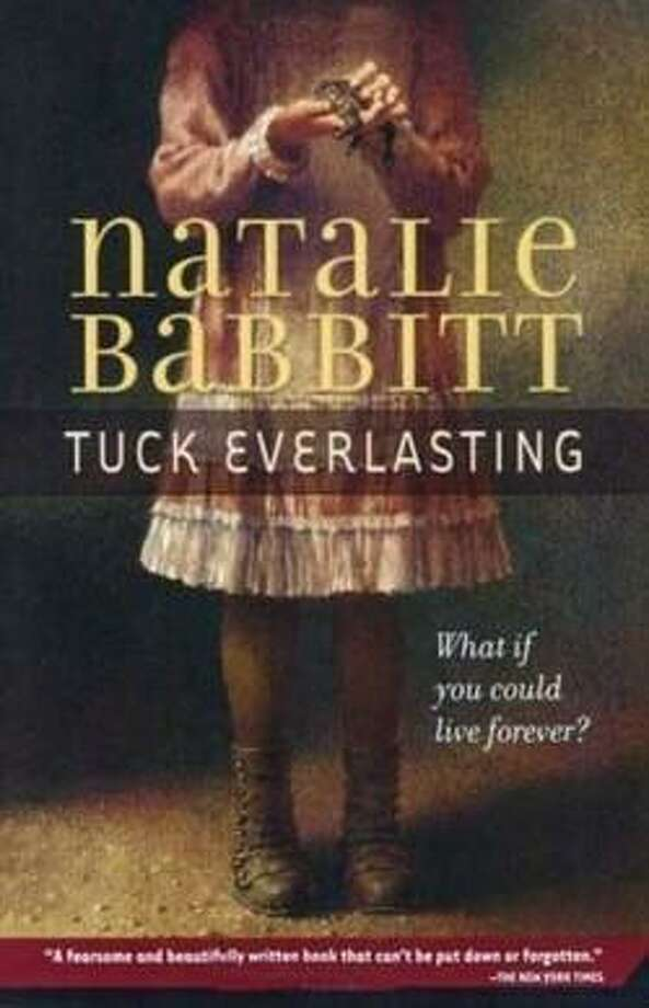 16) Tuck Everlasting by Natalie Babbitt
