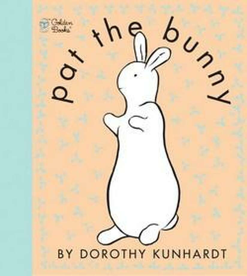 17) Pat the Bunny by Dorothy Kunhardt