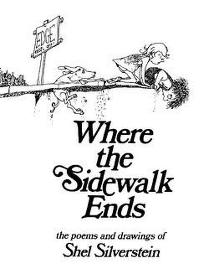 20) Where the Sidewalk Ends by Shel Silverstein