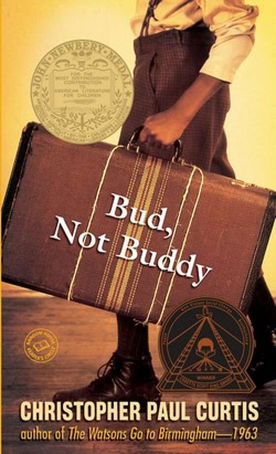 21) Bud, Not Buddy by Christopher Paul Curtis