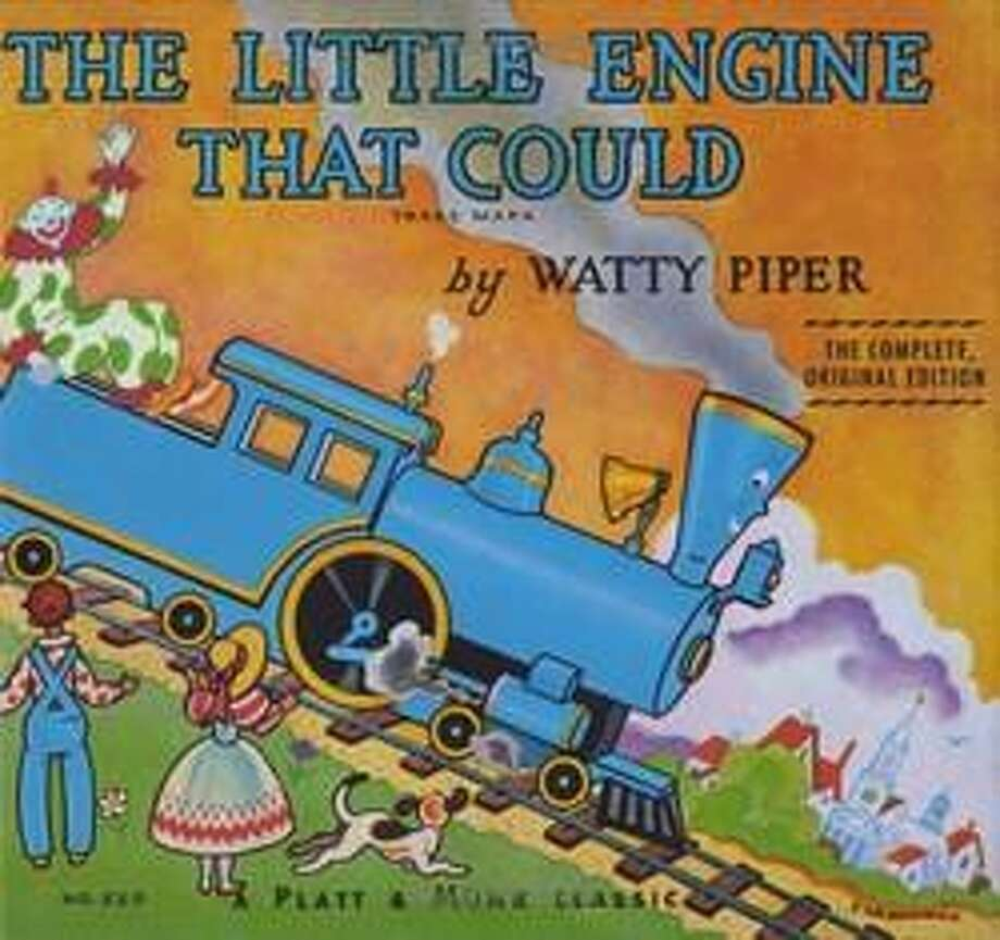 24) The Little Engine that Could by Watty Piper with illustrations by George and Doris Hauman