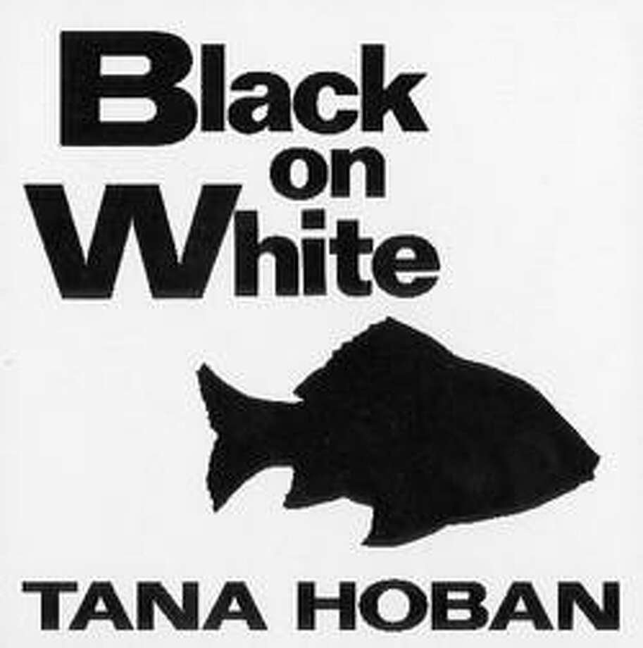 27) Black on White by Tana Hoban
