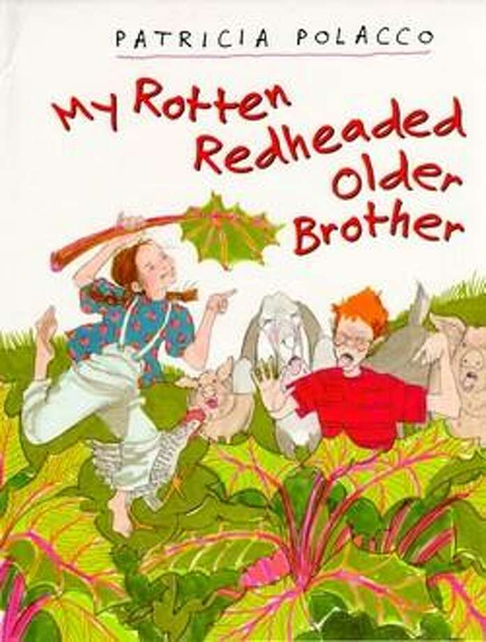 30) My Rotten Redheaded Older Brother by Patricia Polacco