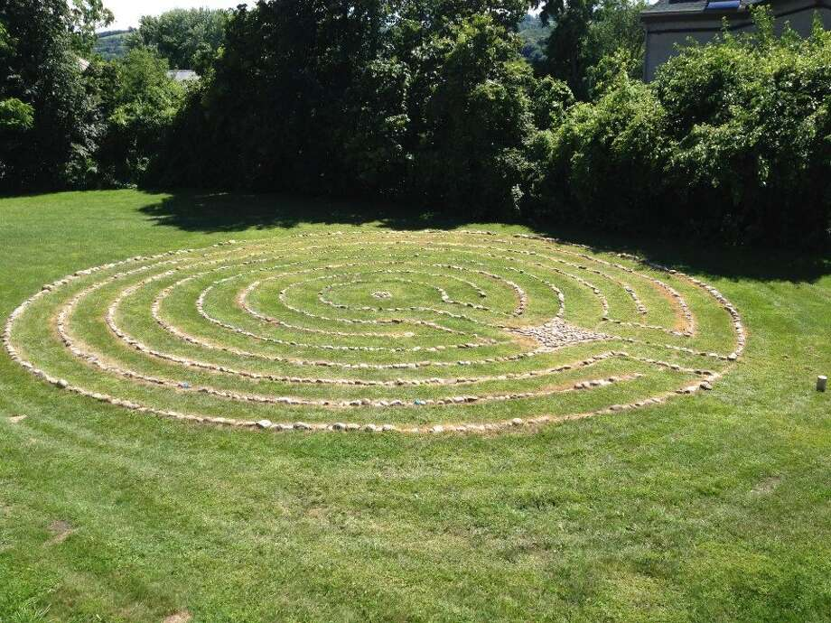 The Amsterdam Labyrinth and Peace Garden
