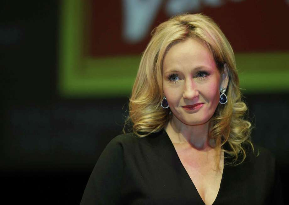 J.K. Rowling - Depression Photo: Lefteris Pitarakis