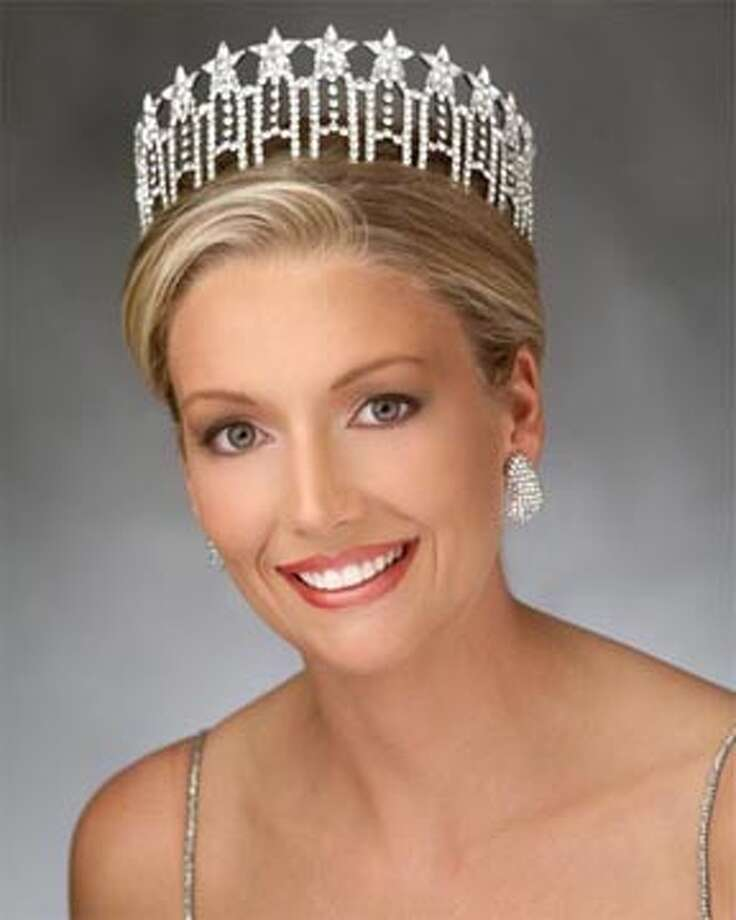 Miss USA 2001Kandace Krueger MatthewsAustin, Texas