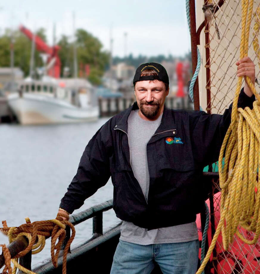 "Johnathan Hillstrand from Discovery Channel's reality series ""Deadliest Catch,"" will be at the Progressive Norwalk Boat Show Friday, Sept. 20, through Sunday, Sept. 22, 2013. For details on his appearances, and the many other events and activities scheduled for the show at Norwalk Cove Marina, visit http://www.boatshownorwalk.com. Photo: Contributed Photo"