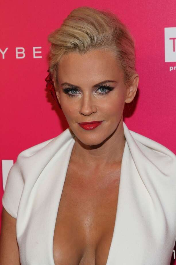 Jenny McCarthy attends the Us Weekly's Most Stylish New Yorkers Party at Harlow on September 10, 2013 in New York City.  (Photo by Manny Carabel/Getty Images) Photo: Manny Carabel, Getty Images