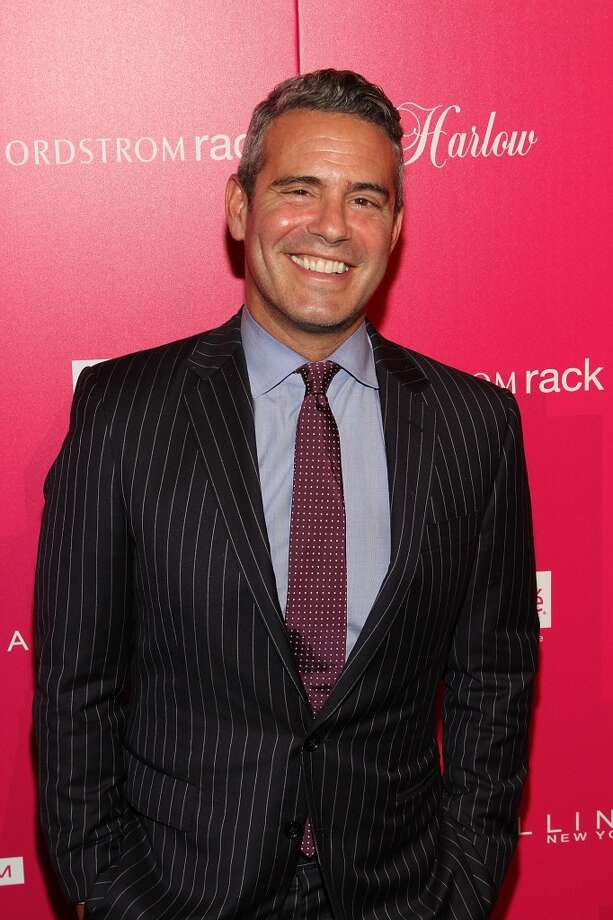 Andy Cohen attends the Us Weekly's Most Stylish New Yorkers Party at Harlow on September 10, 2013 in New York City.  (Photo by Manny Carabel/Getty Images) Photo: Manny Carabel, Getty Images