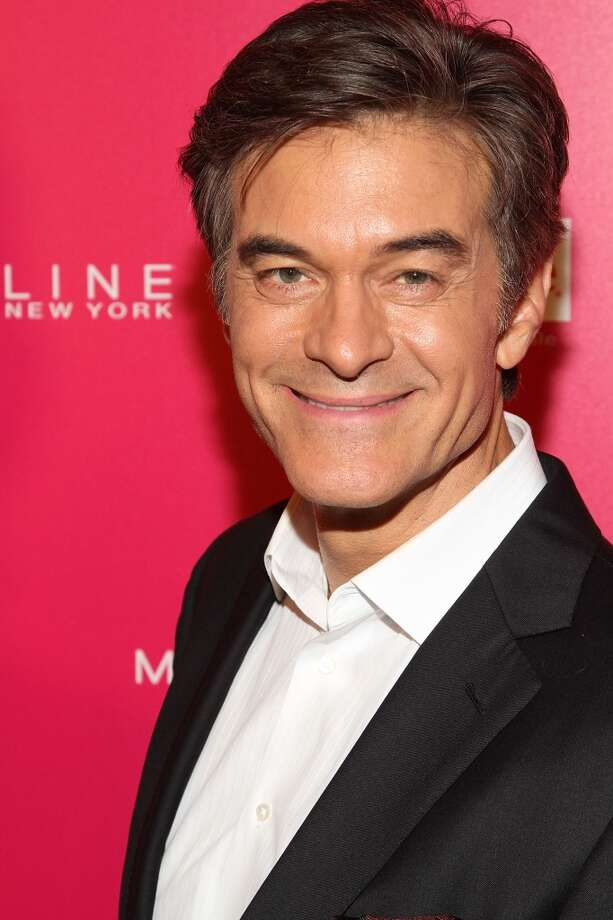 Mehmet Oz attends the Us Weekly's Most Stylish New Yorkers Party at Harlow on September 10, 2013 in New York City.  (Photo by Manny Carabel/Getty Images) Photo: Manny Carabel, Getty Images
