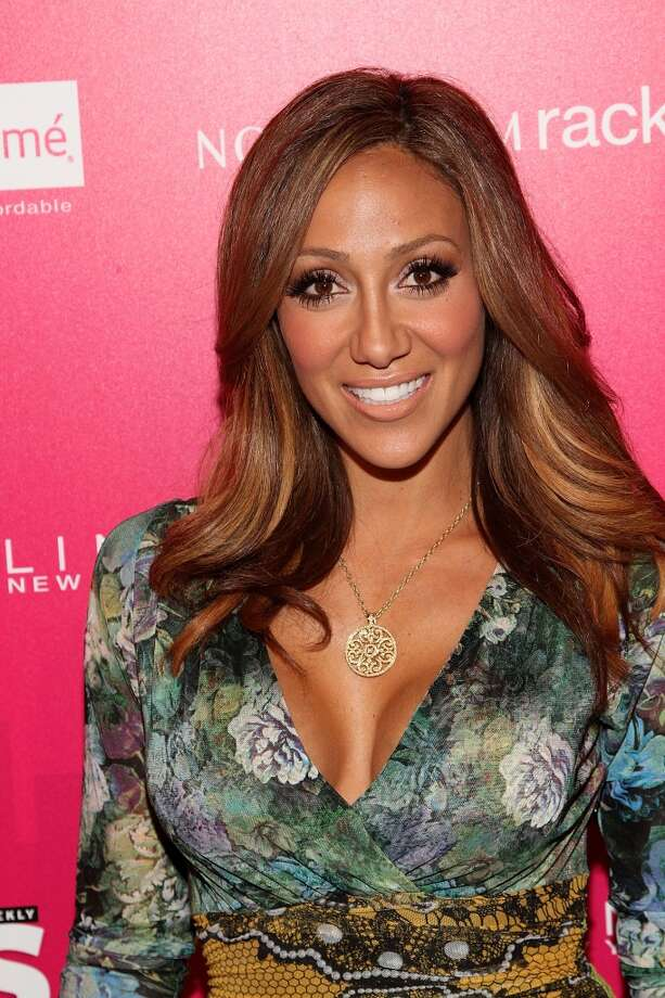 Melissa Gorga attends the Us Weekly's Most Stylish New Yorkers Party at Harlow on September 10, 2013 in New York City.  (Photo by Manny Carabel/Getty Images) Photo: Manny Carabel, Getty Images