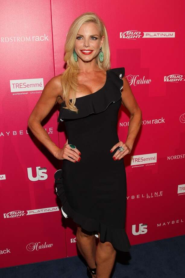 Alexia Echevarria attends the Us Weekly's Most Stylish New Yorkers Party at Harlow on September 10, 2013 in New York City.  (Photo by Manny Carabel/Getty Images) Photo: Manny Carabel, Getty Images