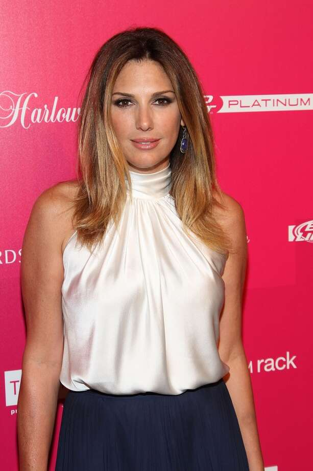 Daisy Fuentes attends the Us Weekly's Most Stylish New Yorkers Party at Harlow on September 10, 2013 in New York City.  (Photo by Manny Carabel/Getty Images) Photo: Manny Carabel, Getty Images
