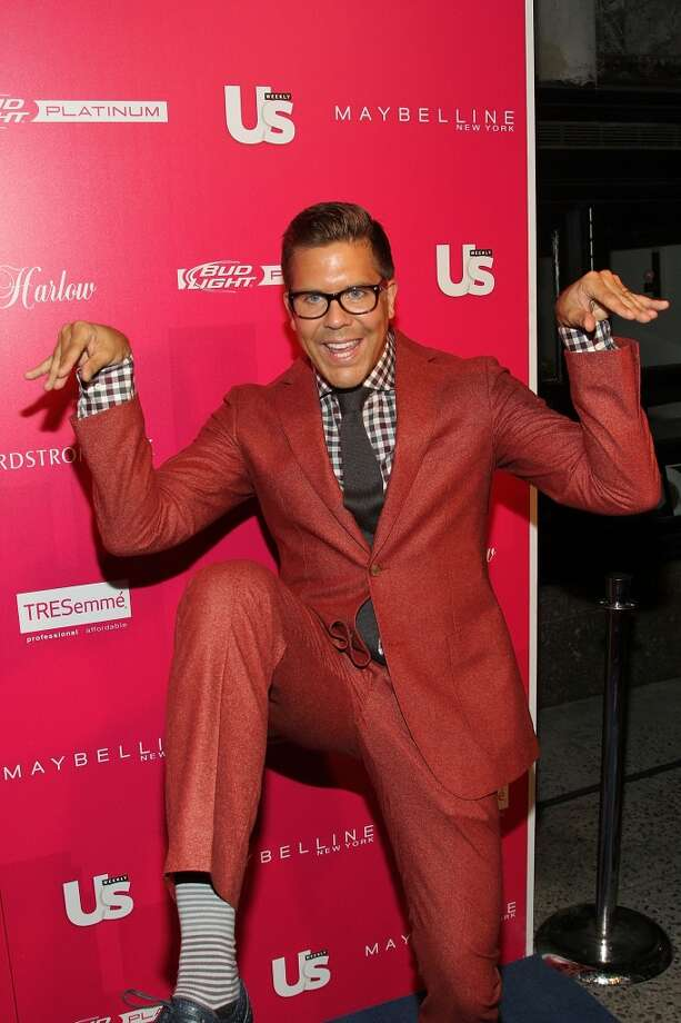 Fredrik Eklund attends the Us Weekly's Most Stylish New Yorkers Party at Harlow on September 10, 2013 in New York City.  (Photo by Manny Carabel/Getty Images) Photo: Manny Carabel, Getty Images
