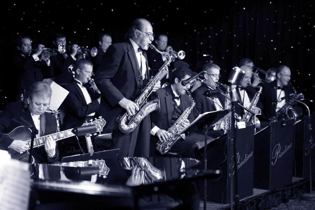 John Magaldi's Primetime Jazz Orchestra provides an outlet for young players.