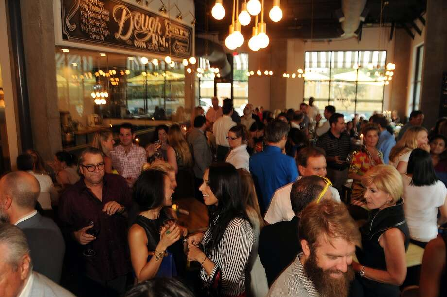 A full house at the Coppe Osteria Opening benefitting Texas Children's Cancer Center Photo: Dave Rossman, For The Houston Chronicle