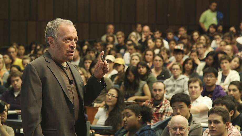 "Former Labor Secretary Robert Reich, now a UC Berkeley professor, will see his message move from the lecture hall to the big screen with ""Inequality for All."" Photo: 72 Productions"