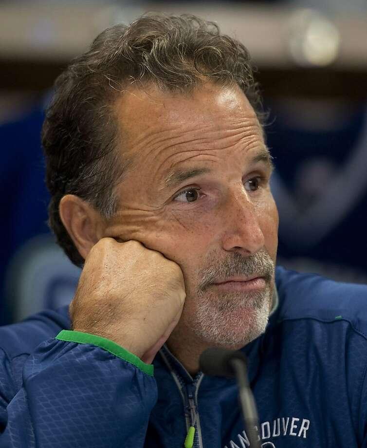 John Tortorella Photo: Jonathan Hayward, Associated Press