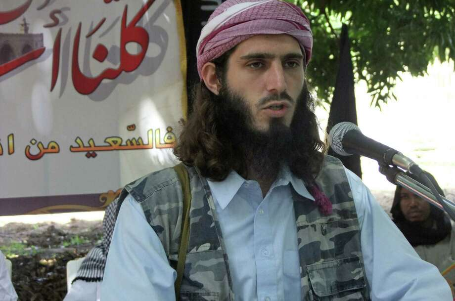 Omar Hammami moved to Somalia in 2006 to fight for al-Shabab.