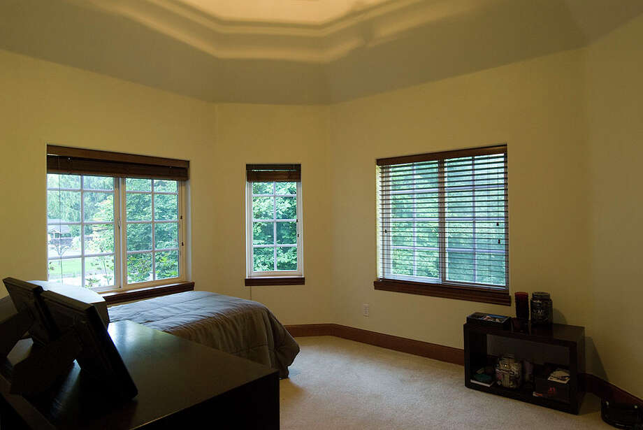 Bedroom of 12815 Issaquah-Hobart Road S.E. It's listed for $679,000. Photo: Linda DeMarre