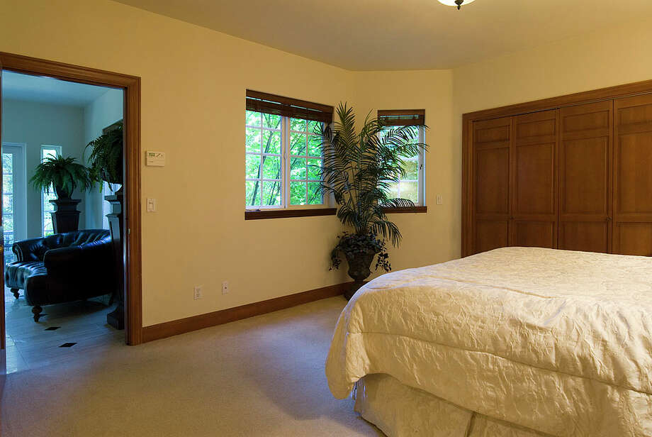 Master bedroom of 12815 Issaquah-Hobart Road S.E. It's listed for $679,000. Photo: Linda DeMarre