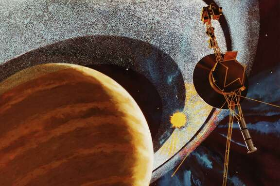 The 1977 NASA craft is the first human-made object in interstellar space, scientists reported.