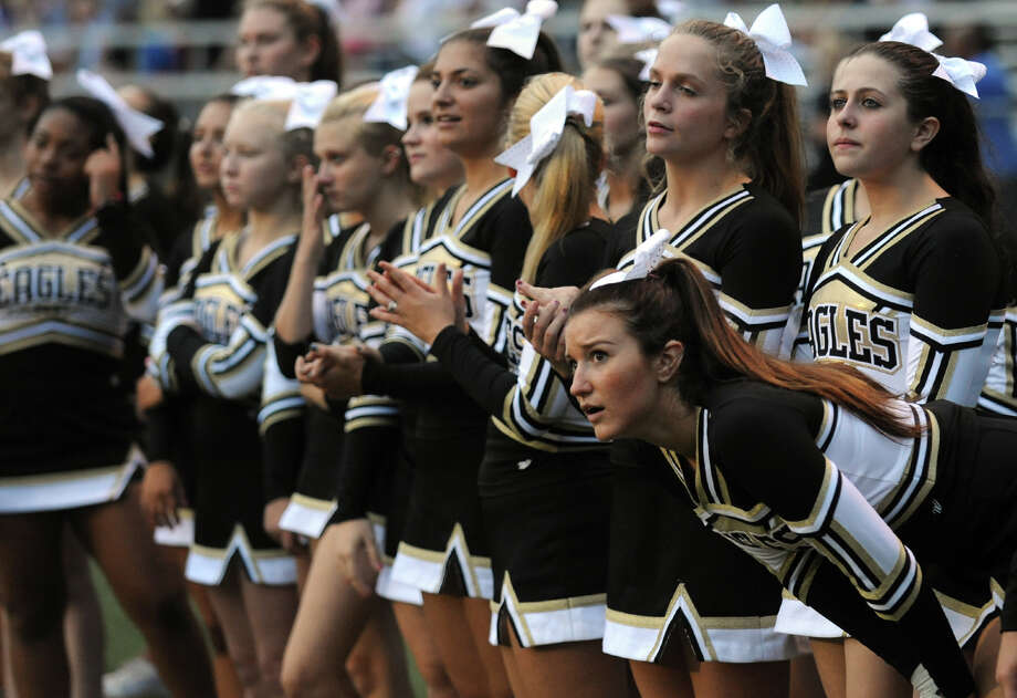 High school football action between Shelton and Trumbull in Shelton, Conn. on Thursday September 12, 2013. Photo: Christian Abraham / Connecticut Post