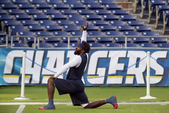 Texans free safety Ed Reed hopes he can do more than just warm up when Sunday's game rolls around.