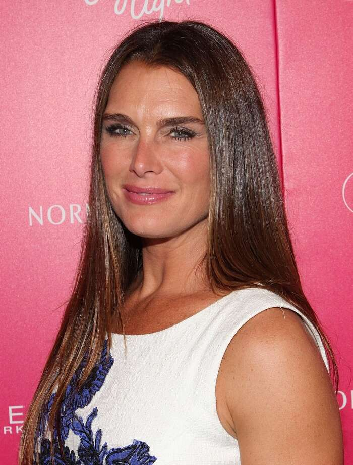 Brooke Shields, September 10, 2013.  Photo: Getty Images