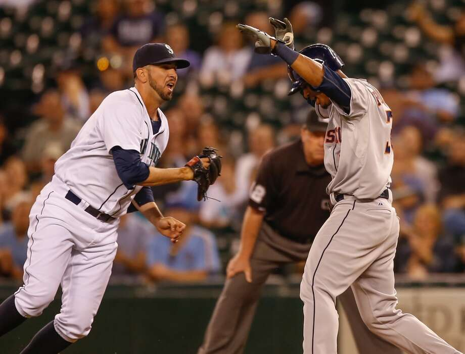Sept. 11: Astros 6, Mariners 1  The Astros got their 50th win of the season thanks to a solid starting pitching performance from Brad Peacock and an early cushion.  Record: 50-96. Photo: Otto Greule Jr, Getty Images