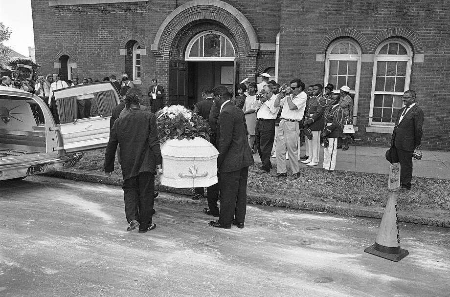 1963 Bombing Of The 16th Street Baptist Church Houston