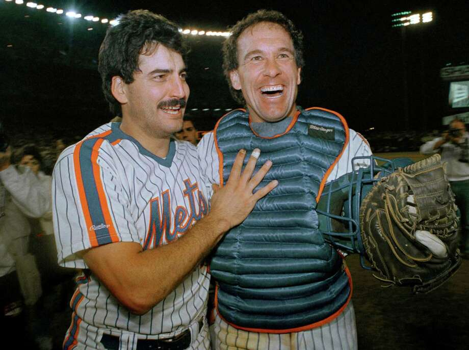 Keith Hernandez (left) -- He was a Met and a Cardinal. Nothing else needs to be said. Photo: Peter Morgan, Associated Press / AP1988