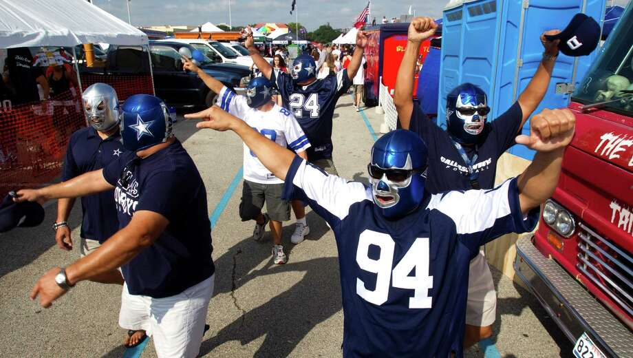 "Bill Lamza -- ""Cowboy"" is the worst kind of Cowboys fan, which is saying something. Photo: Brett Coomer, Houston Chronicle / Houston Chronicle"