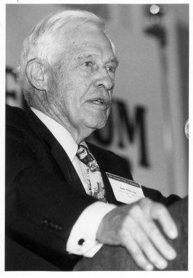 John McMullen -- Former Astros owner should have played opposite Walter Mathau in Grumpy Old Men.