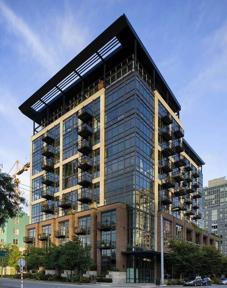 Exterior of Mosler Lofts. Photo: Courtesy Bob Bennion, Windermere Real Estate