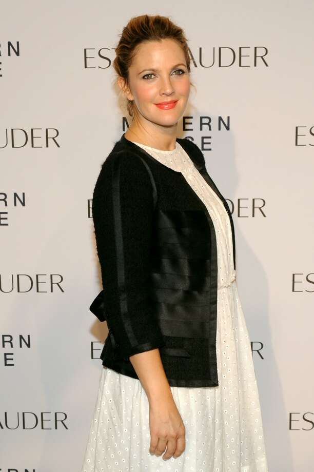 "Actress Drew Barrymore attends the Estee Lauder ""Modern Muse"" Fragrance Launch Party at the Guggenheim Museum on September 12, 2013 in New York City.  (Photo by Bryan Bedder/Getty Images for Estee Lauder) Photo: Bryan Bedder"