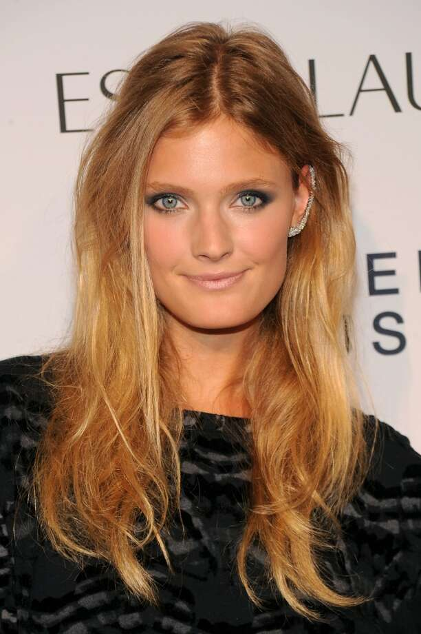 "Model Constance Jablonski attends the Estee Lauder ""Modern Muse"" Fragrance Launch Party at the Guggenheim Museum on September 12, 2013 in New York City.  (Photo by Bryan Bedder/Getty Images for Estee Lauder) Photo: Bryan Bedder"