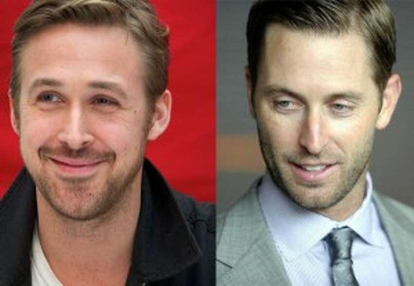 Kliff Kinsbury, 34, is being compared to smoldering hot movie cutie, Ryan Gosling.