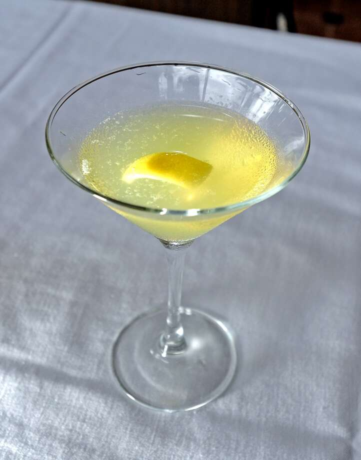Suga's Corpse Reviver.  Randy Edwards/cat5 Photo: Randy Edwards, Beaumont Enterprise