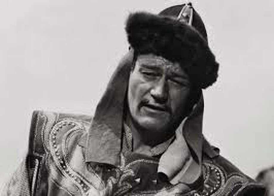 THE CONQUEROR  * This critically reviled 1956 biopic of Genghis Khan was shot in Utah, not far from the site of above ground nuclear testing by the U.S. government. By 1981, 91 of the 220 cast and crew members had come down with some sort of cancer, and 46 had died from it. * They included star John Wayne, co-stars Susan Hayward, Agnes Moorehead and  John Hoyt, as well as director Dick Powell * Co-star Pedro Armendáriz developed cancer in 1960 and killed himself when the diagnosis turned terminal in 1963 * Additionally, two of Wayne's sons and Hayward's son, all of whom had visited the set, got cancer years later * Producer Howard Hughes' mental problems were reportedly exacerbated by his guilt over the situation