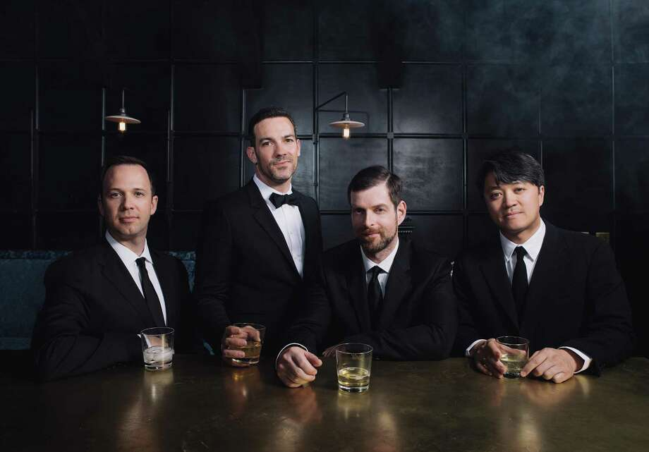 The Miro Quartet will be presented by Houston Friends of Chamber Music  on Sept. 17, 2013. Photo: Courtesy Of The Miro Quartet