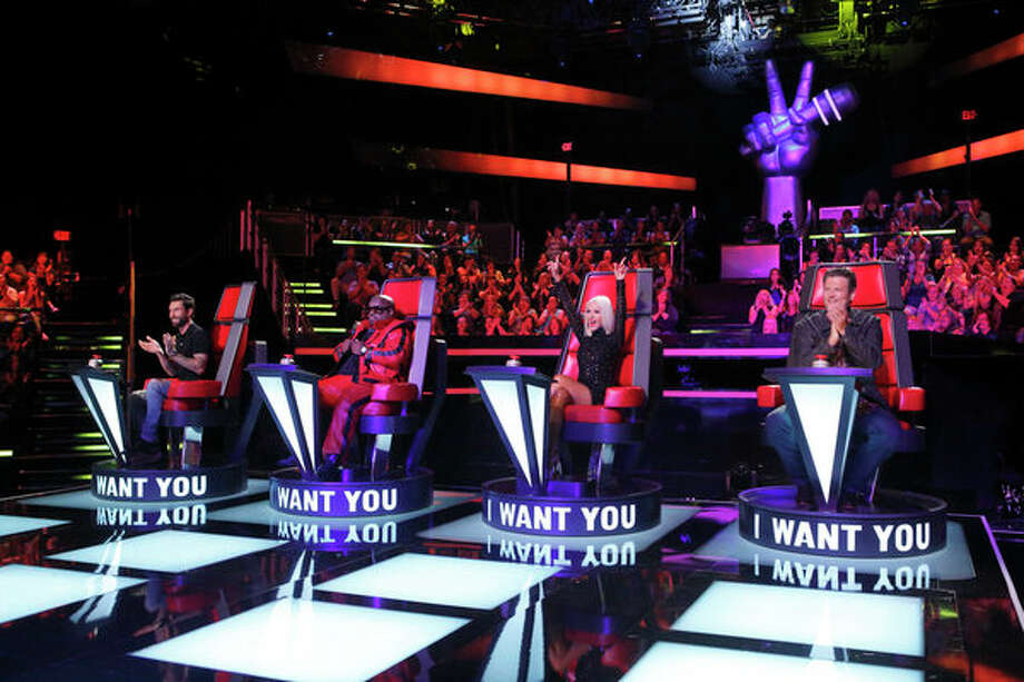 The Voice: Returns with the original judges on Sept. 16  NBC, 7 p.m. Photo: NBC, Trae Patton/NBC / 2013 NBCUniversal Media, LLC