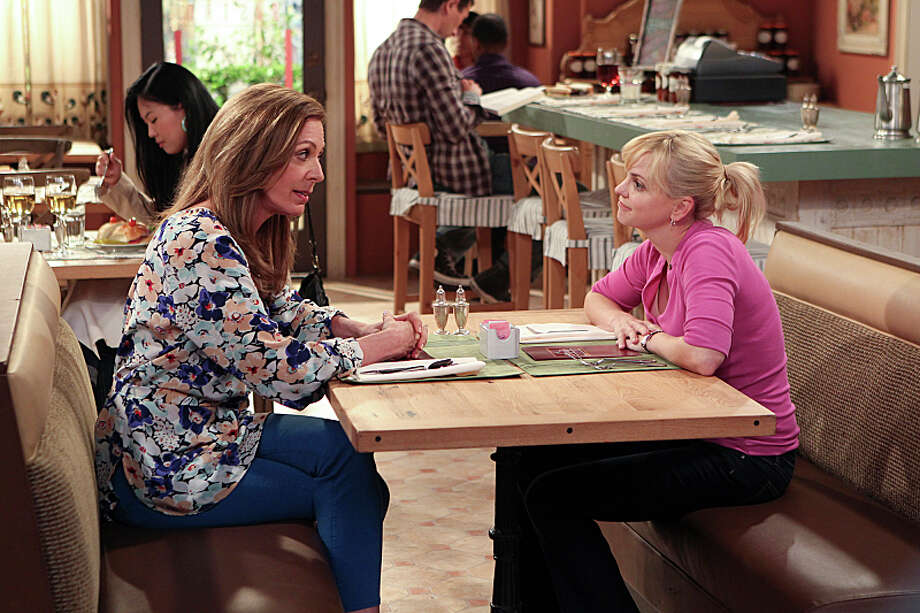 Mom: Series premiere Sept. 23  CBS, 8:30 pm Photo: Monty Brinton, © 2013 CBS Broadcasting, Inc. All Rights Reserved. / Ã?© 2013 CBS Broadcasting, Inc. All Rights Reserved.