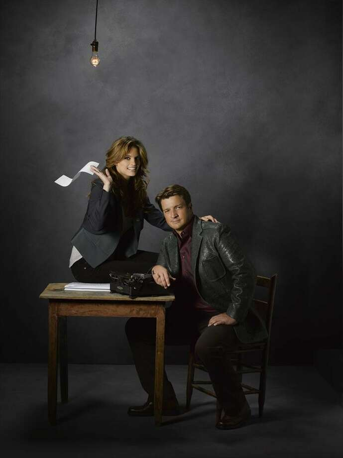 Castle: Returns Sept. 23  ABC, 9 p.m. Photo: Bob D'Amico, ABC / © 2012 American Broadcasting Companies, Inc. All rights reserved.